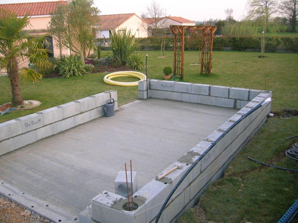 Construction de mon abri de jardin for Construction jardin