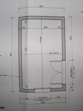 Construction de mon abri de jardin » Désolé pour le retard