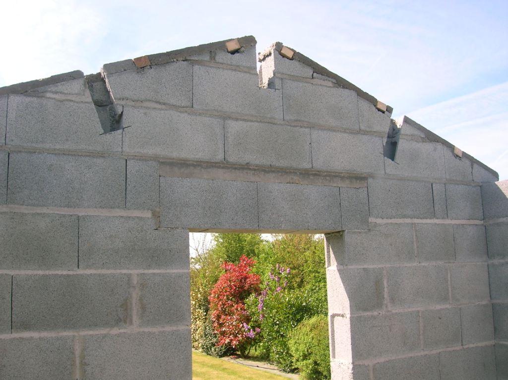 Construction de mon abri de jardin pose de la charpente for Pose d une charpente