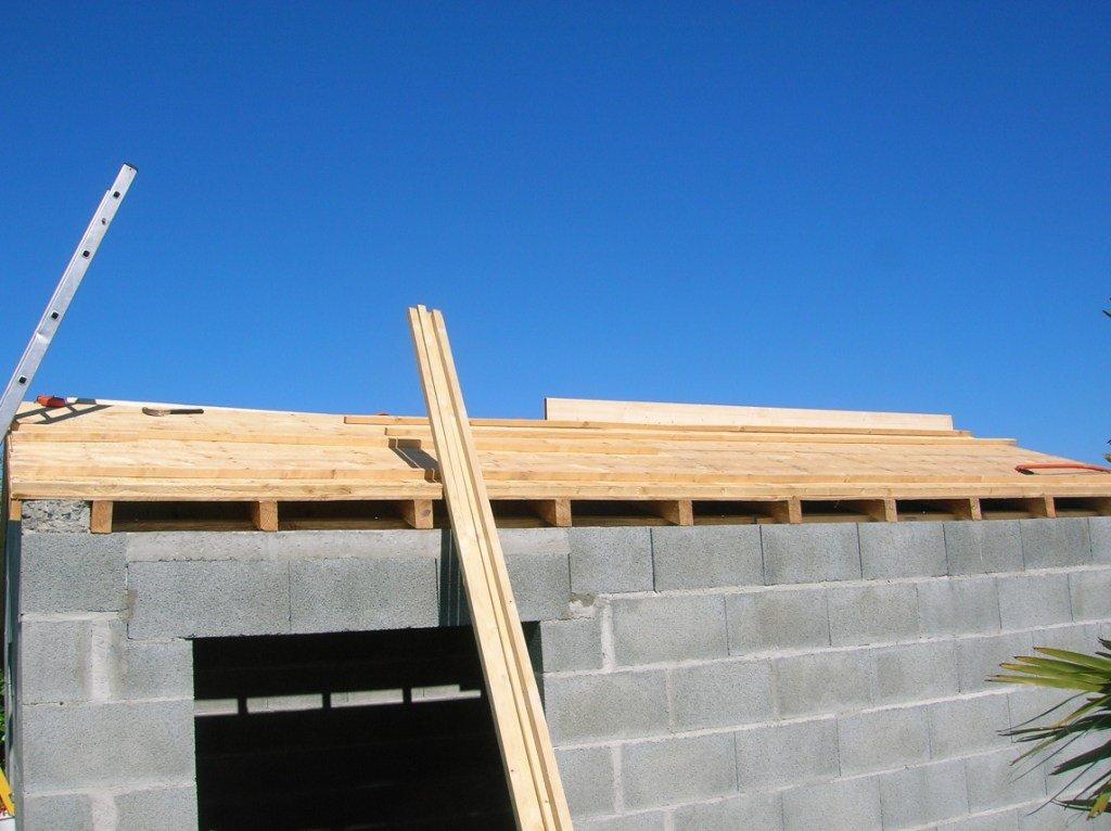 Construction de mon abri de jardin non class - Construire son abri de jardin en dur ...